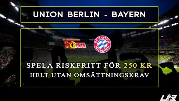 Betfair-spelbörs-UnionBerlin-Bayern-250kr